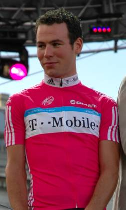 Mark Cavendish, Præsentationen til Tour de France 2007 i London
