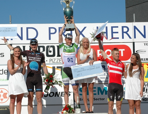 Vinther, Reihs og Bak: Grand Prix Herning 2011