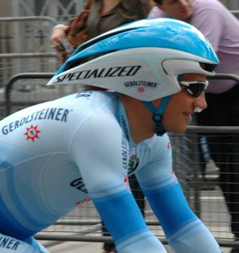 Robert Förster, Prologen til Tour de France 2007 i London