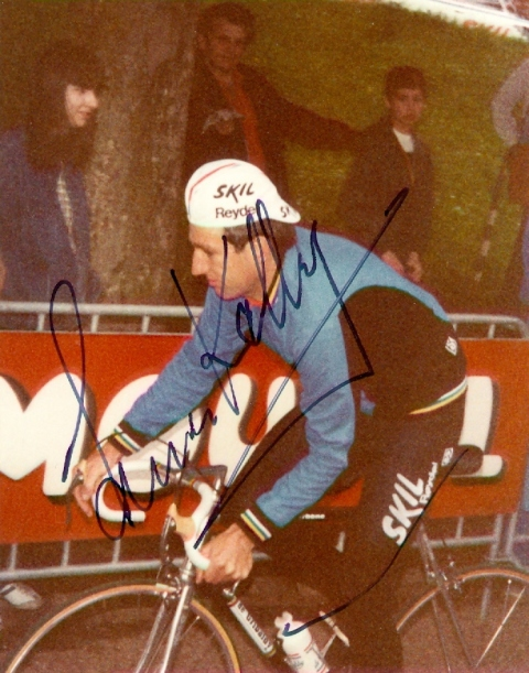 Sean Kelly, Autograf
