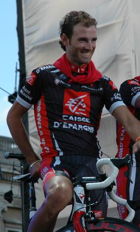 Alejandro Valverde, Præsentationen ved Tour de France 2007 i London