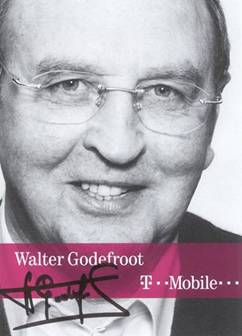 Walter Godefroot, Autograf