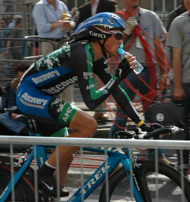 Alberto Contador, Prologen til Tour de France 2007 i London