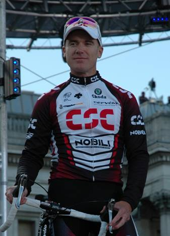 Stuart O'Grady, Præsentationen til Tour de France 2007 i London