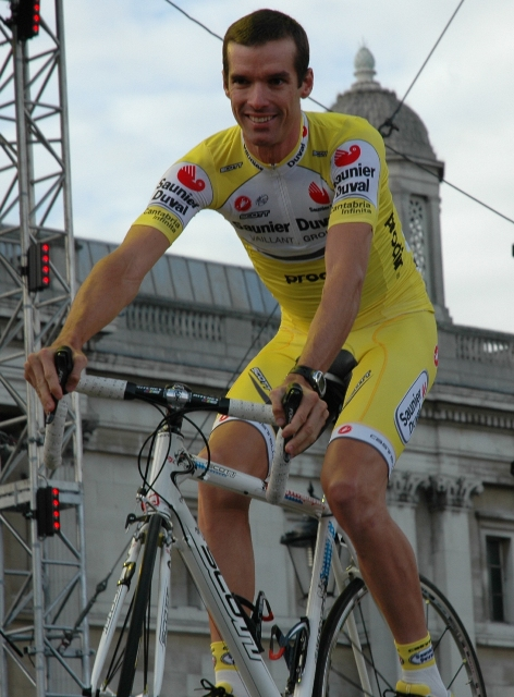 David Millar, Præsentationen til Tour de France 2007 i London