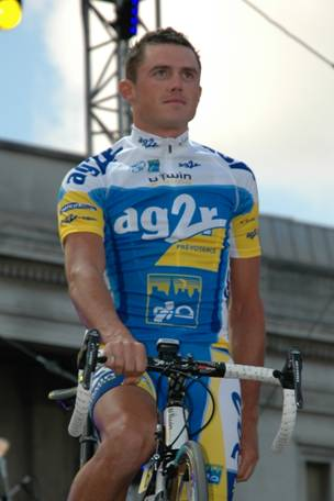 Simon Gerrans, Præsentationen til Tour de France 2007 i London