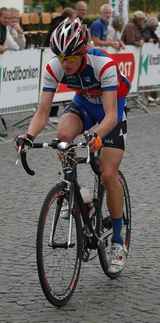 Kenneth Hansen: DM i linieløb 2009 (Junior), Sønderborg