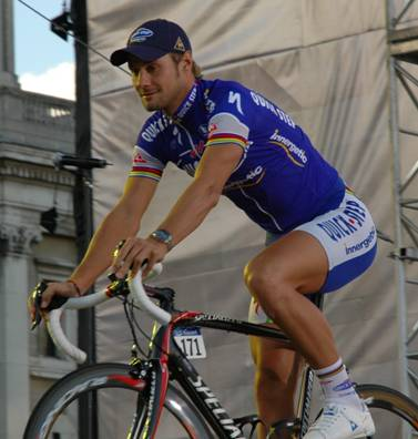 Tom Boonen, Præsentationen til Tour de France 2007 i London