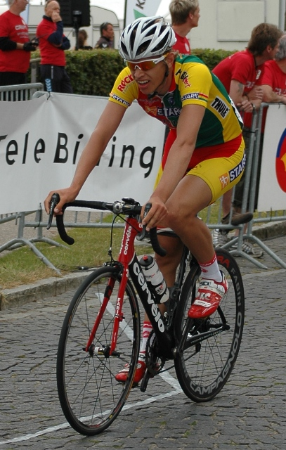 Mark Sehested: DM i linieløb 2009 (Junior), Sønderborg