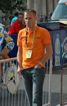 Erik Dekker, Prologen til Tour de France 2007 i London