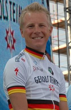 Fabian Wegmann, Præsentationen til Tour de France 2007 i London