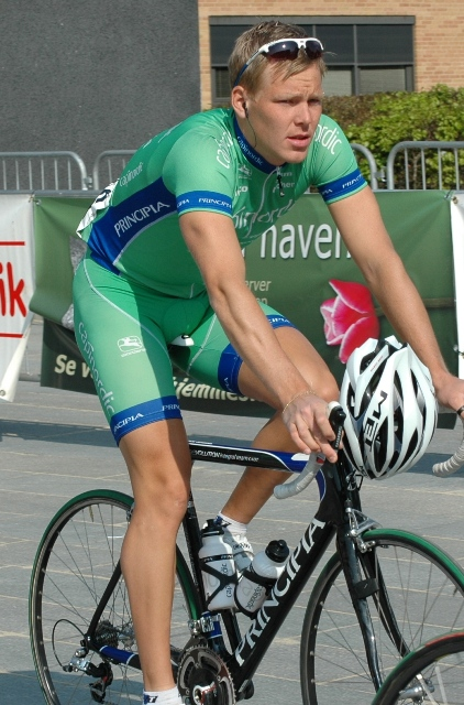 Christofer Stevenson: Grand Prix Herning 2009