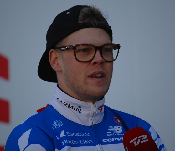Lasse Norman Hansen: Grand Prix Herning 2014