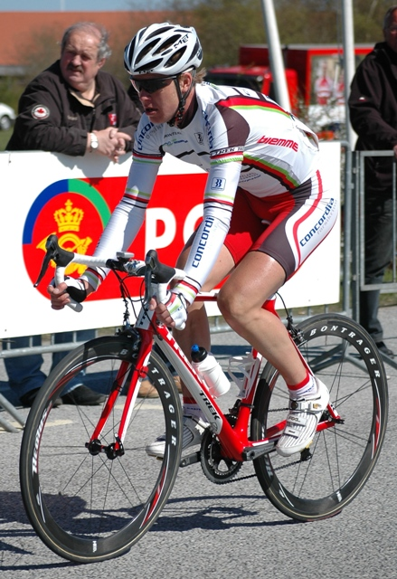 Thomas Just, Post Cup, Rødekro, 1. afdeling, 2009